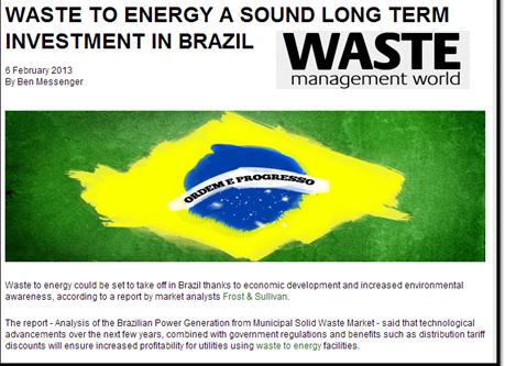 אריאל מליק - השקעה ארוכת טווח בברזיל