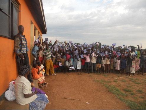 אריאל מליק - חיסכון באנרגיה באוגנדה